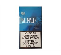 Pall Mall super slims Blue
