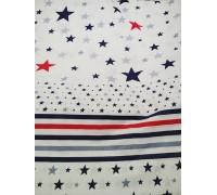 Ткань со звёздами